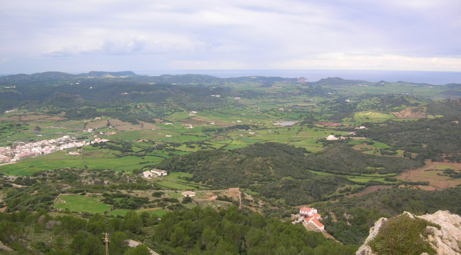 Menorcan countryside
