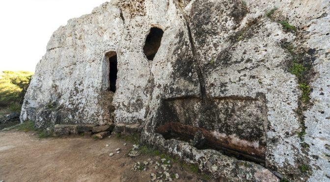 Cal Morell necropolis
