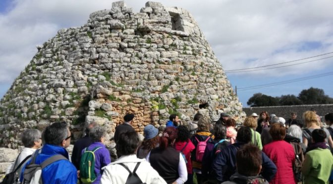 Report on walk to learn the history of Torelló