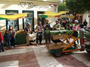 Agronatural market in Mahon