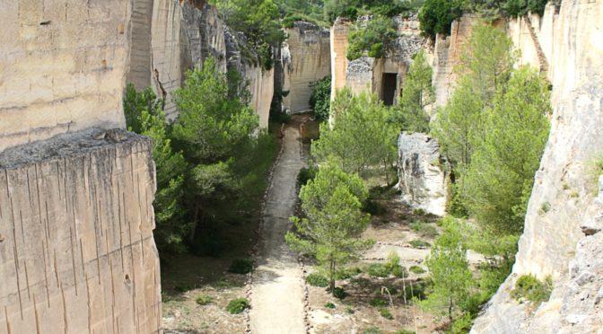 Santa Ponsa quarries, near Alaior