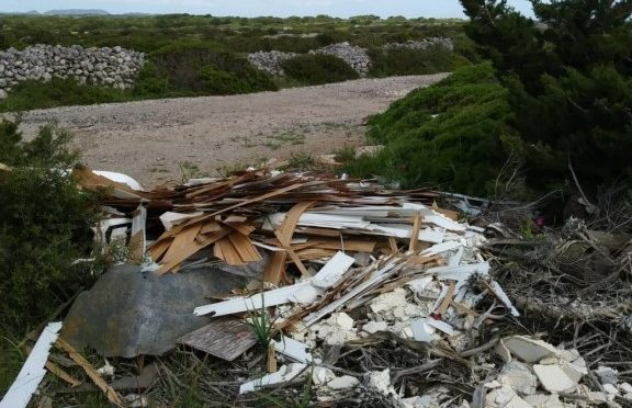 Vigilance and sanctions against fly tipping