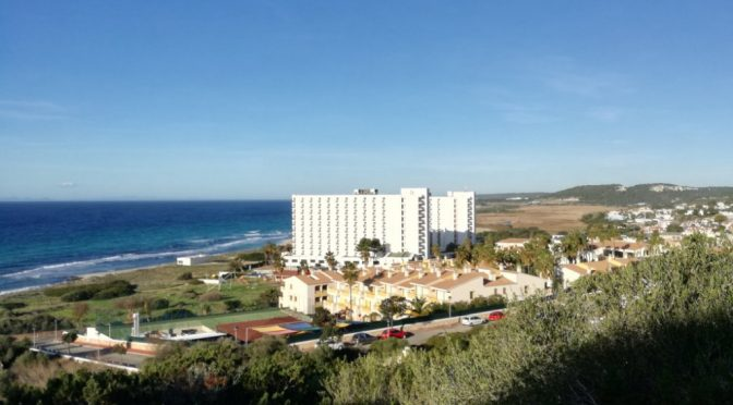 A difficult future for the large scale hotels at Son Bou