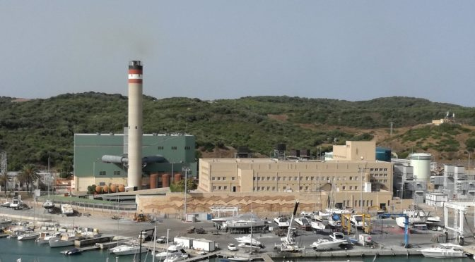 A report to the new Minister regarding the central electricity power station