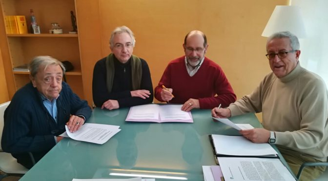 Declaration against environmental contamination of Menorca