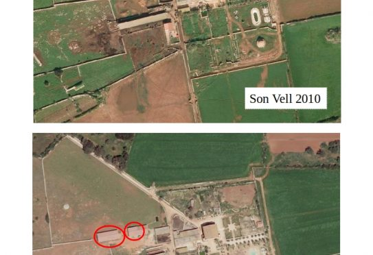 Son Vell and necessary limits for agrotourism