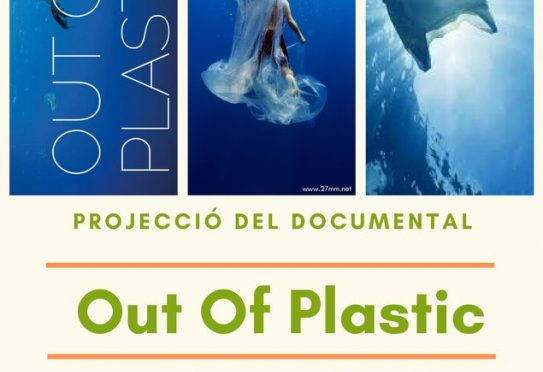 The documentary Out of Plastic