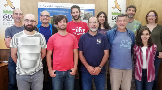 The GOB Interisland Board of Directors met in Menorca