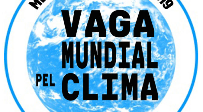 Friday 27 September, strike and protest march for the climate