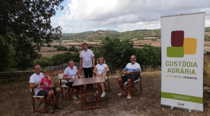 Santa Cecília joins the Land Stewardship Scheme