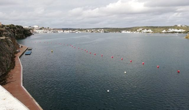 New effects on the marine environment of the Port of Mahon