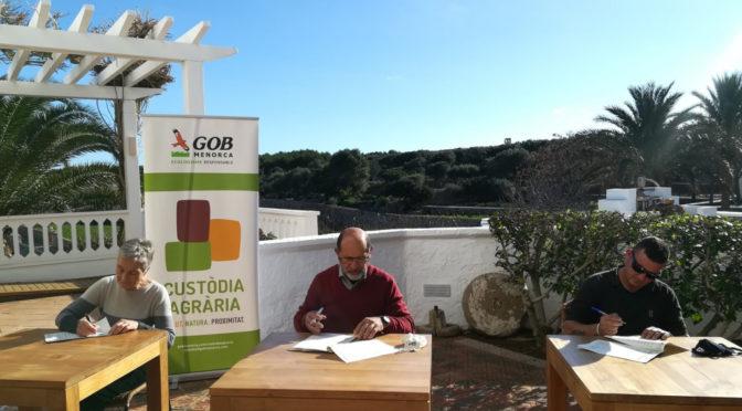 Sant Joan de Binissaida joins the Land Stewardship Scheme