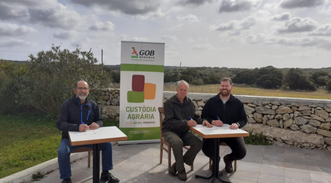 A New Generation of farmers with the Land Stewardship Scheme